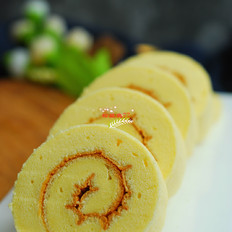 原味蛋糕卷,又软又香,做法简单新手也成功
