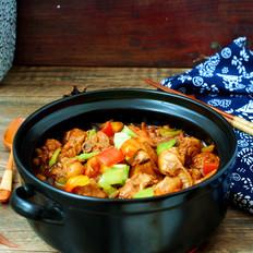 超简单的三汁焖锅,好吃下饭的做法