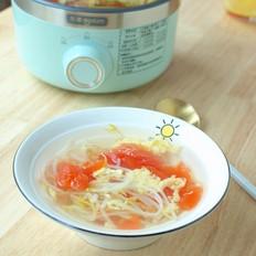 3样食材做一锅汤,营养美味,无油无脂瘦得快的做法