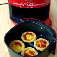 不用淡奶油,不用烤箱做蛋挞,简单方便又好吃的做法