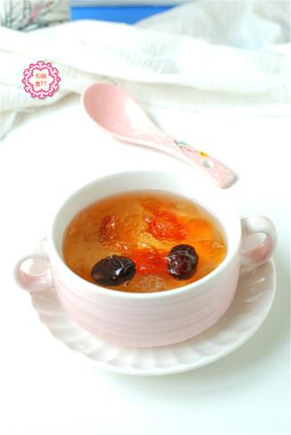 经常喝一碗美容养颜羹,皮肤白气色好,做法很简单的做法
