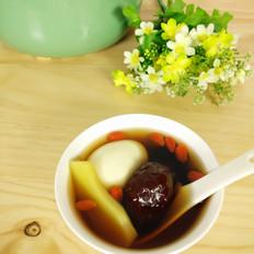 红枣鸡蛋红糖水