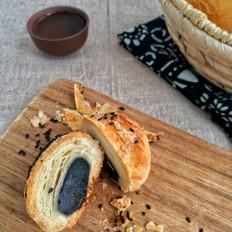 黑芝麻馅苏式月饼