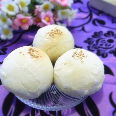 紫薯小酥包