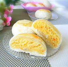 椰香蛋黄酥