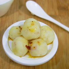 香辣土豆泥