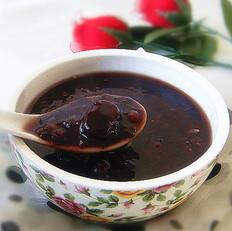 黑米糙米红豆粥