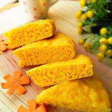 胡萝卜玉面发糕