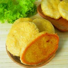 东北玉米面饼