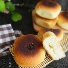 糖椰蓉面包饼