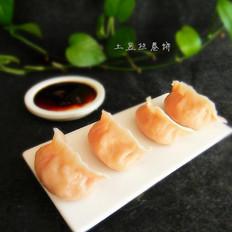 火龙果皮水饺
