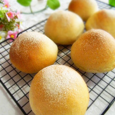 莜面麸皮面包