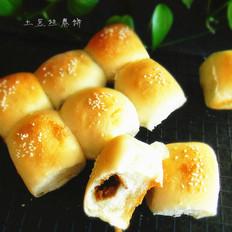 芸豆红糖包