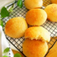 蜂蜜淡奶油大面饼
