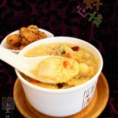 红枣山药小米粥