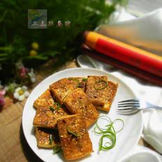 香烤大豆腐