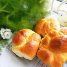 香橙老面包