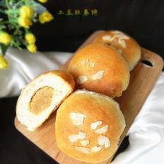 干果果酱面包