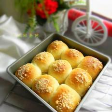 淡奶油酥粒小排包
