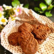 葡萄干巧克力曲奇饼干