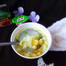 玉米土豆汤