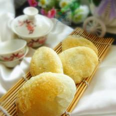 椰香糖酥饼