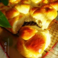 褐麦粉老面包