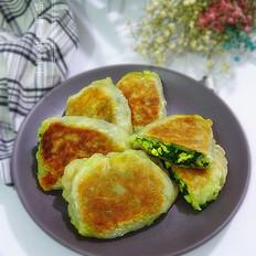 飞饼版韭菜盒子