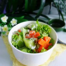 早餐水果蔬菜沙拉