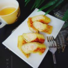 虾仁土司卷