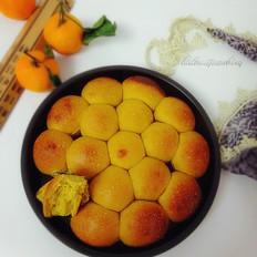 蜂花粉胡萝卜小面包