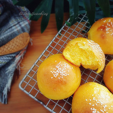 胡萝卜蜂蜜面包