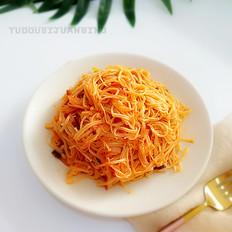 葱香茄汁金针菇