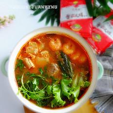 什锦番茄火锅