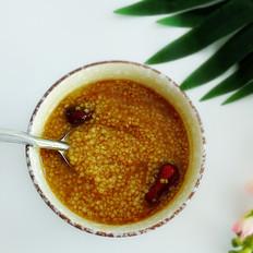 桂圆红枣小米粥