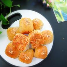 杂粮脆底小面包