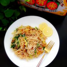 柠檬炒米粉