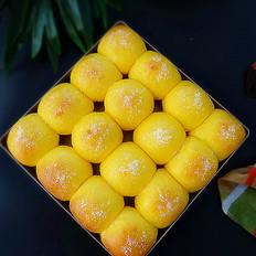 椰蓉胡萝卜小餐包