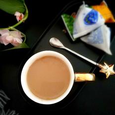 米香花果奶茶