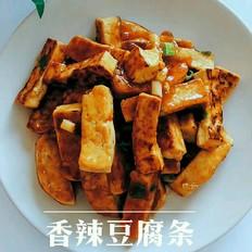 香辣豆腐条
