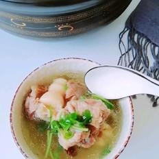 鲜香羊肉汤
