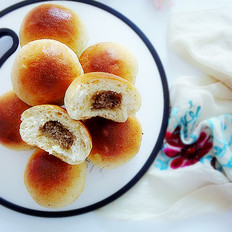 芝麻多谷早餐包