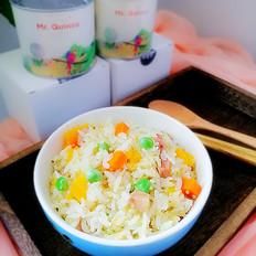 藜麦营养什锦饭