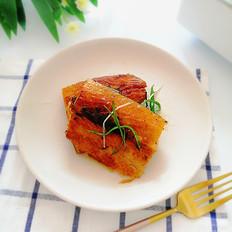 葱烤鲅鱼块