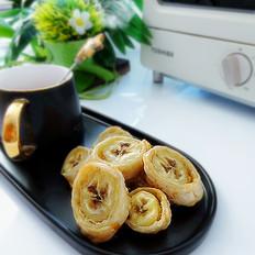 香酥香蕉卷