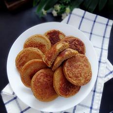 红糖发面饼
