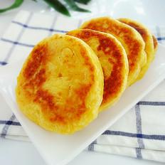 发面地瓜饼