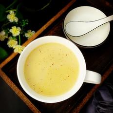 奶香鲜玉米红枣汁