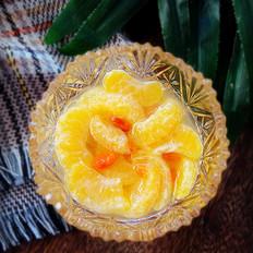 冰糖蒸橘子