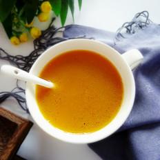 胡萝卜银耳藜麦汁